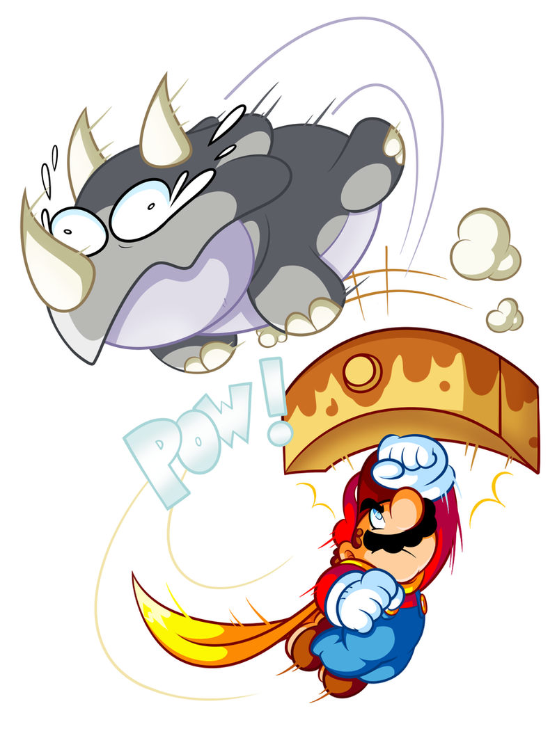 commission mario vs reznor by jamesmantheregenold on