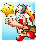 Treasure Tracker, Captain Toad