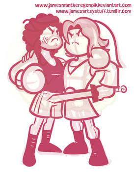 Commission - Game Grumps Sketch
