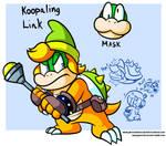 Commission - Koopaling Link