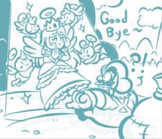 Shokora's Goodbye by JamesmanTheRegenold