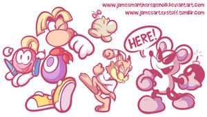 Rayman and the Nobodies