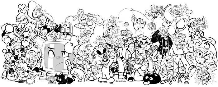 Video Gang Mk. 3 (Sketch)