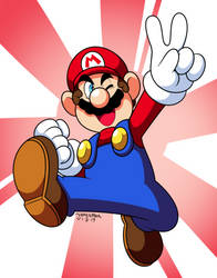 Mario (2019) by JamesmanTheRegenold