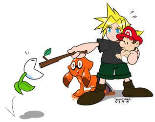 Smash Kids by JamesmanTheRegenold
