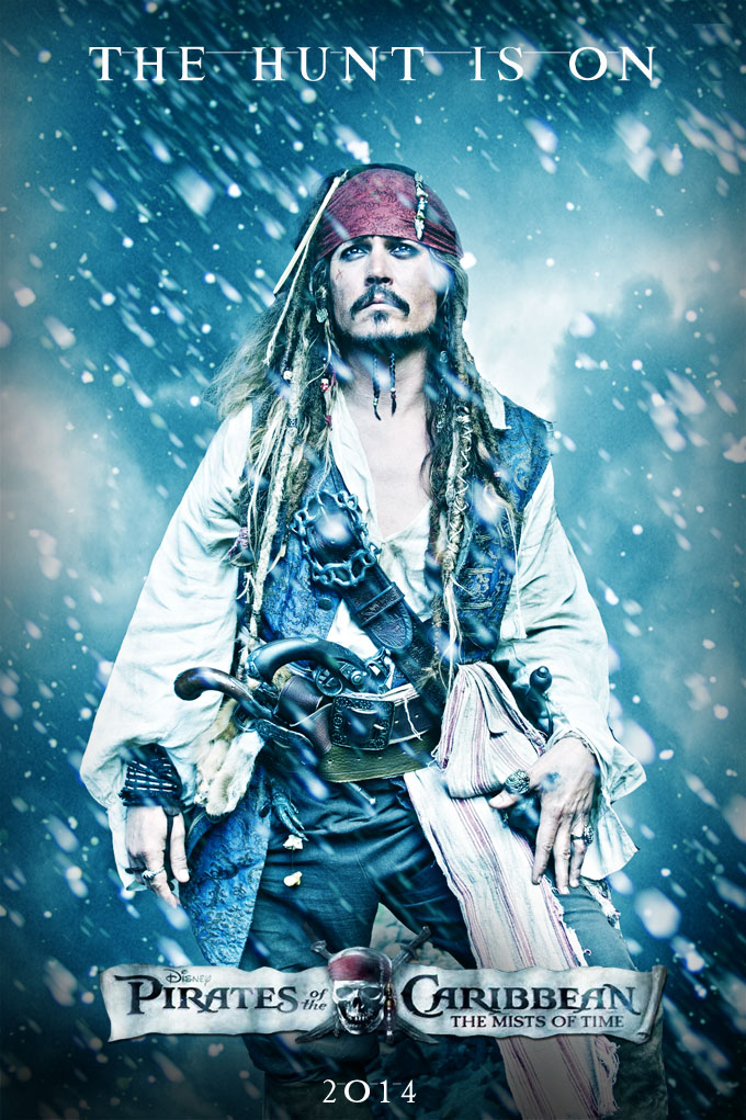 Пропавшие Пираты Карибского моря: Мертвецы не рассказывают сказки фильм