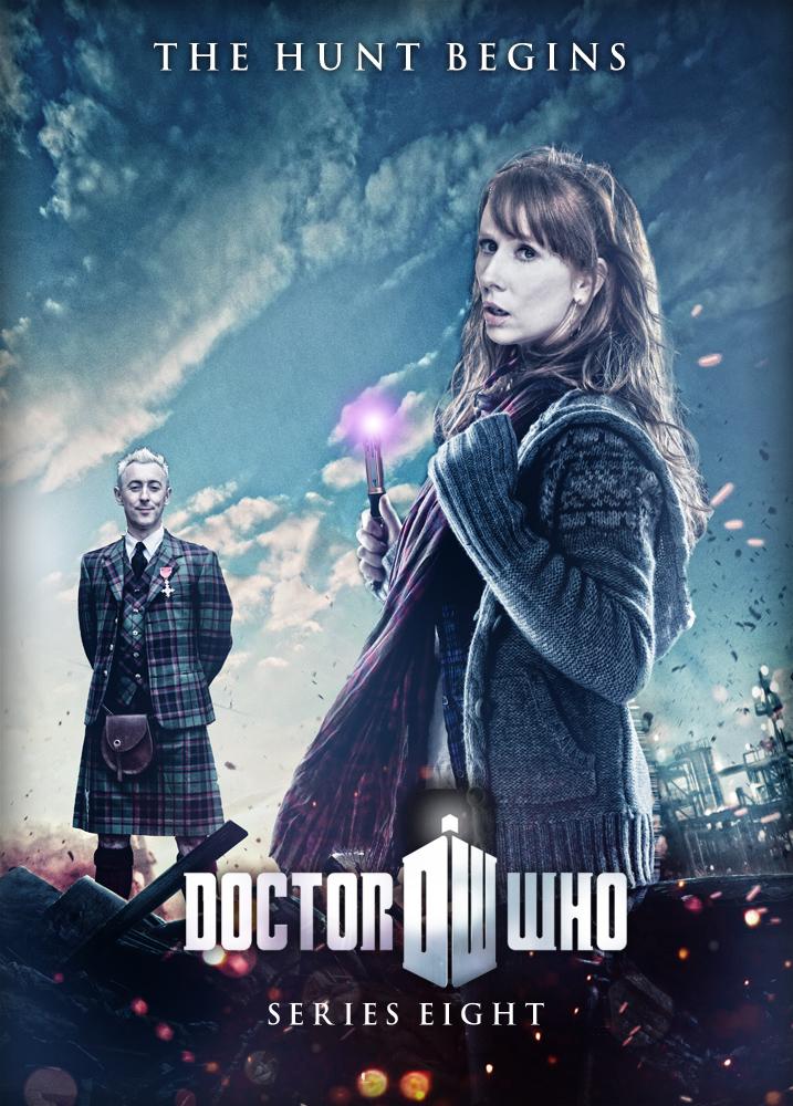 Doctor who series 8 poster by umbridge1986 on deviantart