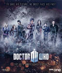 DOCTOR WHO 50TH POSTER