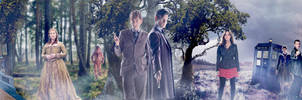 DOCTOR WHO Day of the Doctor Banner
