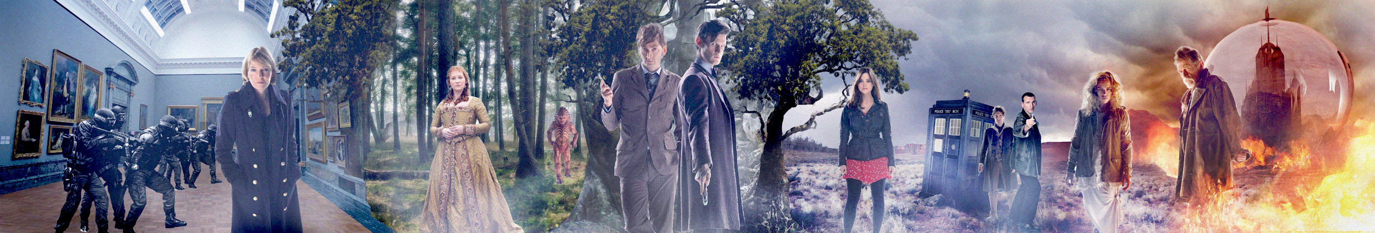 Day of the doctor banner