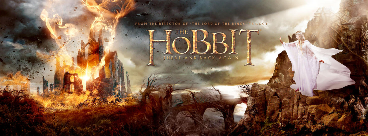 there and back again The hobbit, or there and back again is a children's fantasy novel by english author j r r tolkien it was published on 21 september 1937 to wide critical acclaim.