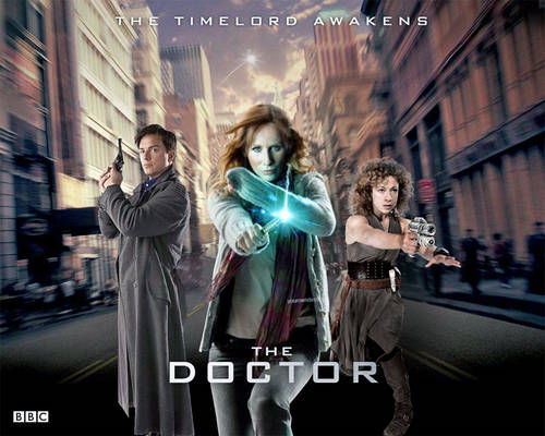 THE DOCTOR - A Doctor Who Spin off