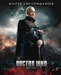 DOCTOR WHO SERIES 8 POSTER - THE MASTER RETURNS