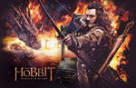 THE HOBBIT BATTLE OF THE FIVE ARMIES TEASER POSTER