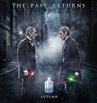 DOCTOR WHO SERIES 8 POSTER  THE PAST RETURNS 2