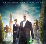 DOCTOR WHO SERIES8 ARC POSTER