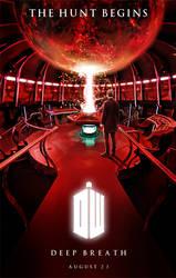 DOCTOR WHO SERIES 8 - THE HUNT BEGINS by Umbridge1986
