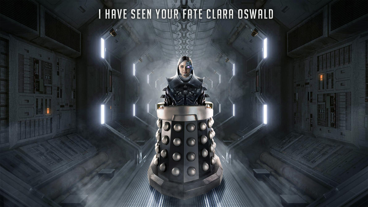 THE FATE OF CLARA OSWALD by Umbridge1986
