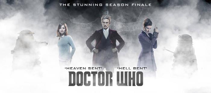 DOCTOR WHO SEASON 9 FINALE - HELLBENT