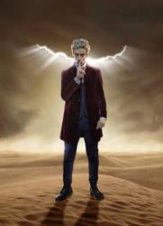 DOCTOR WHO SEASON 9 - THE CRACK RETURNS