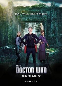 DOCTOR WHO SEASON 9 - EVIL WILL HUN THEM
