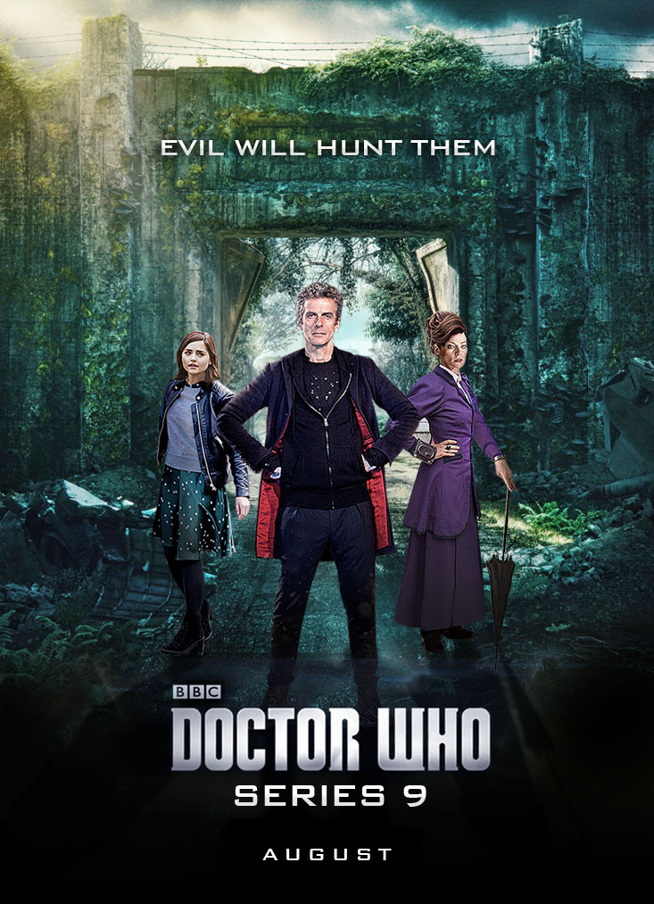 DOCTOR WHO SEASON 9 - EVIL WILL HUN THEM by Umbridge1986