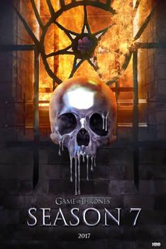 GAME OF THRONES - SEASON 7 TEASER POSTER