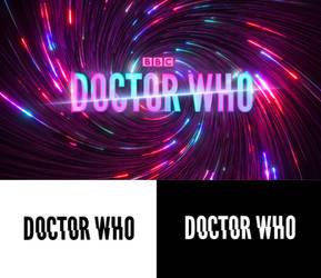 Doctor Who 60TH ANNIVERSARY Logo
