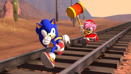 We're going off the rails on a Crazy Run!