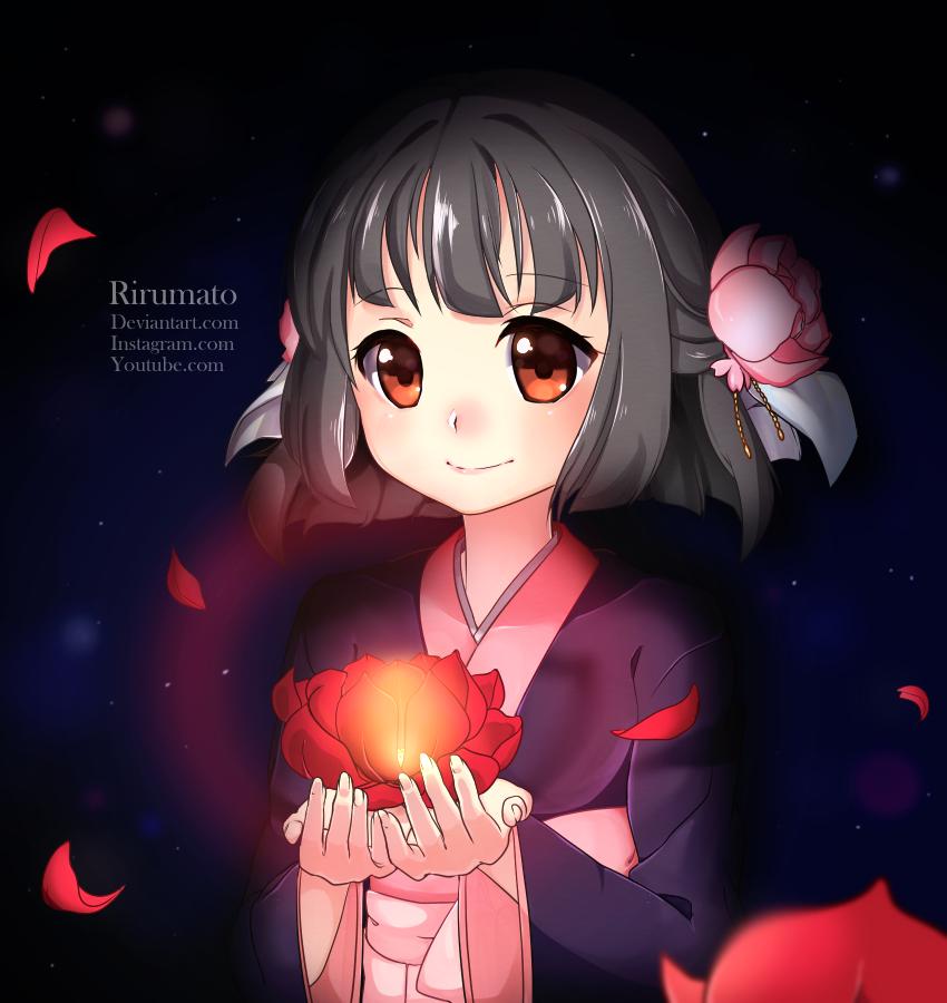 ( Youkai Kissa Hanako) by Rirumato