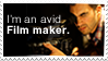 Film maker stamp by PGT-Sarge