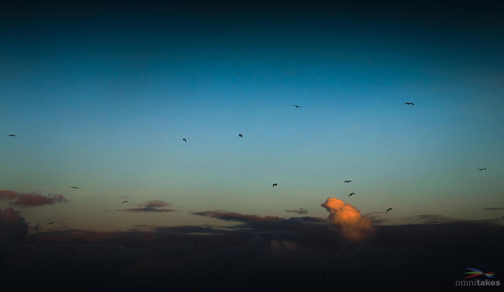 Around Sunset by Seph-the-Zeth