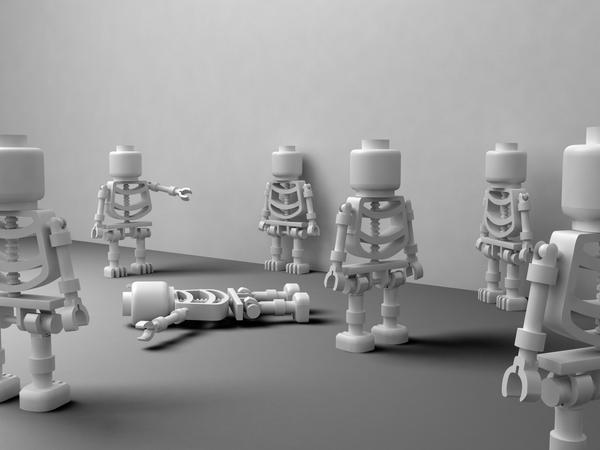 LEGO Kit 4612 jack stone tout NEUF