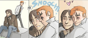 Rictor and Shatterstar