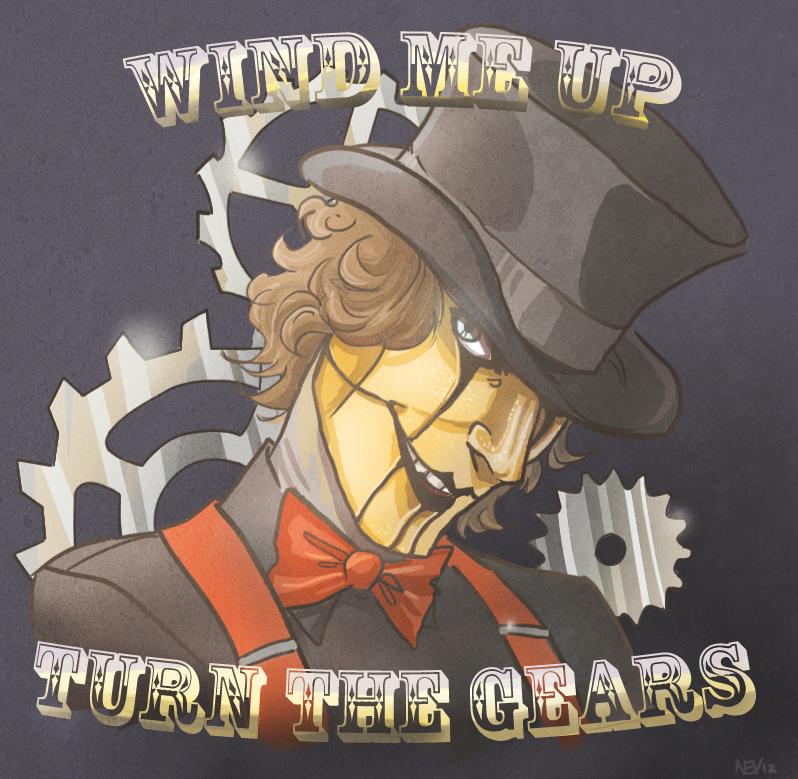 SPG: Wind Me Up by Nevheera