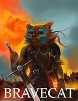 Bravecat by BoogyWoogy