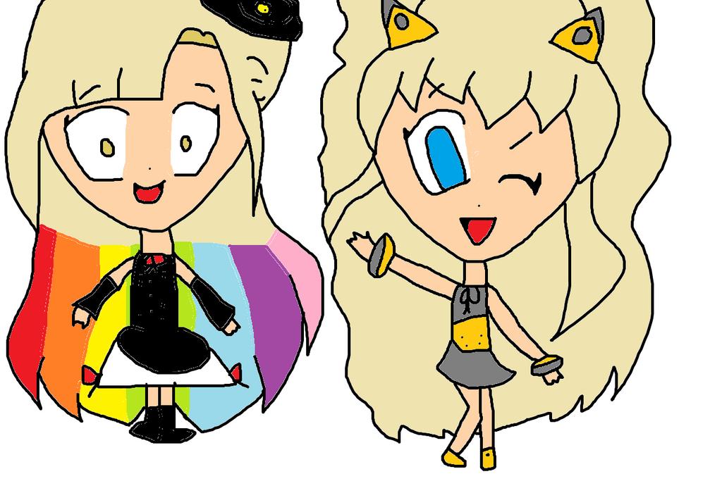 Chibi Mayu And SeeU Vocaloid by Phoebeartfulgirl992Mayu Vocaloid Chibi
