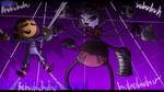 Spider Dance (Muffet And Frisk/ UNDERTALE) by BBGBBopGamer