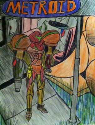Metroid: A New Universe by firebird97