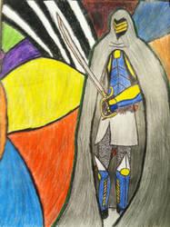 Hero of Evil's Bane: Starlight Knight armor by firebird97