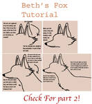 Fox Drawing Tutorial Part 1