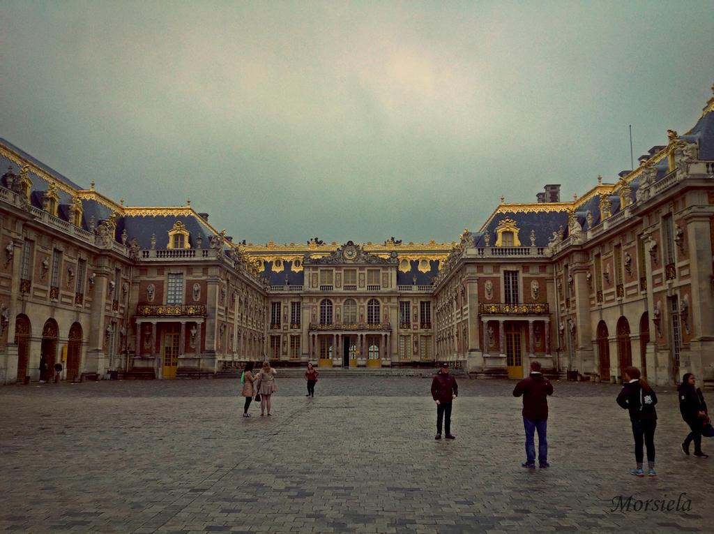 Versailles, Paris 2015 by morsiela
