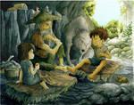 Hermit refuge