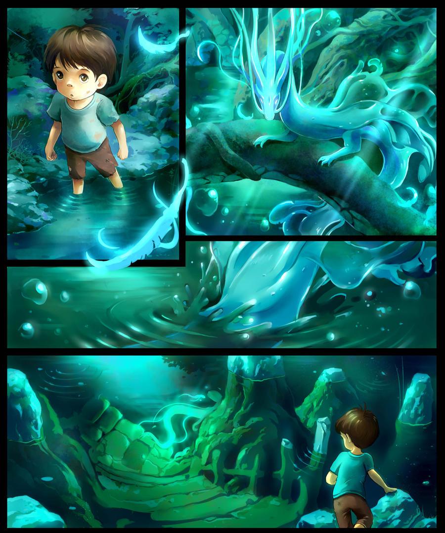 Rain 10 by ChencoIlufi