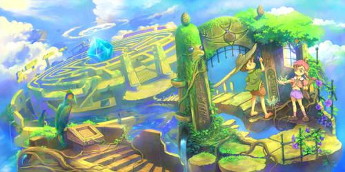 Ancient Labyrinth
