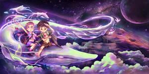 Nocturne Travel by Moonshen