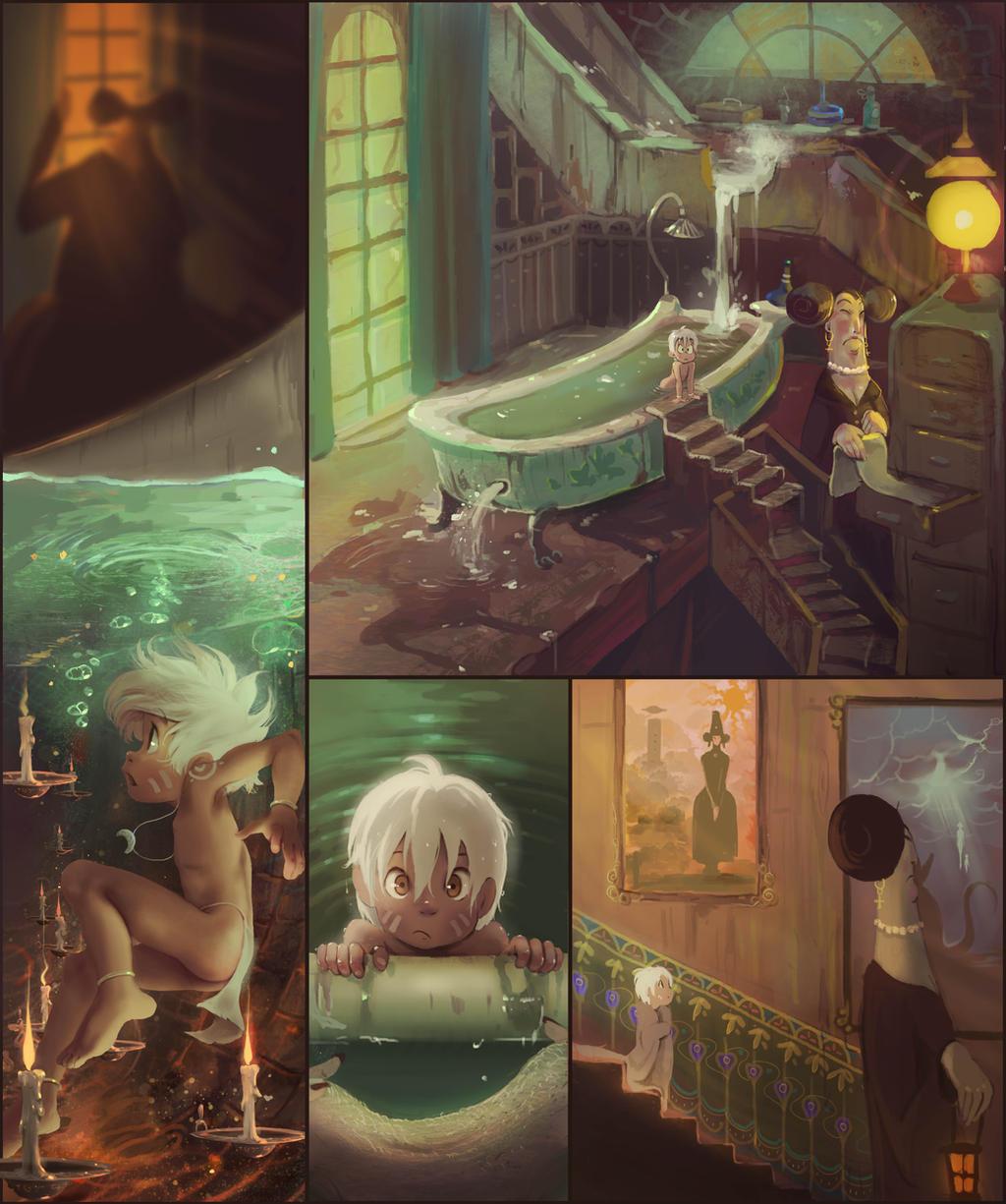 Rain61 by ChencoIlufi