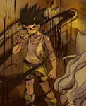 Gon's contract