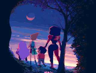 Steven Universe by Moonshen