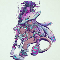 Fungi Warrior